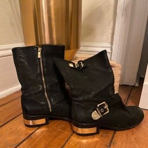 Vince Camuto Moto Boots